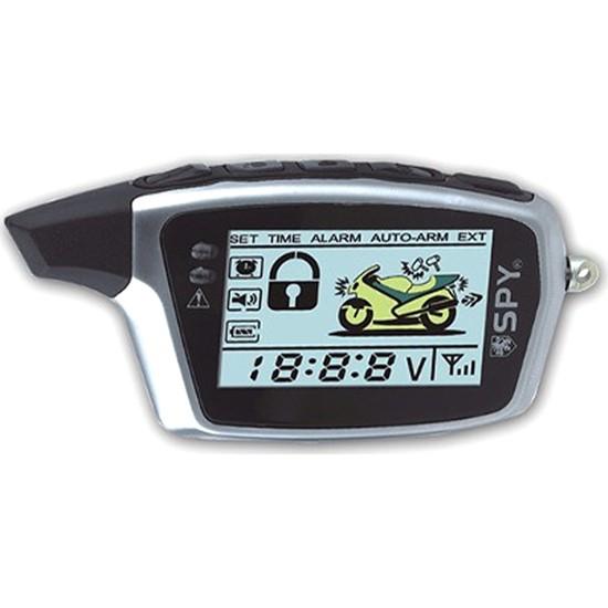 Spy 5000 Akıllı Motosiklet Alarmı Yedek Kumandası