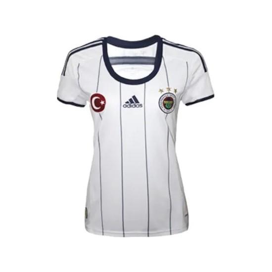 adidas Fenerbahçe Beyaz Kadın Maç Forması