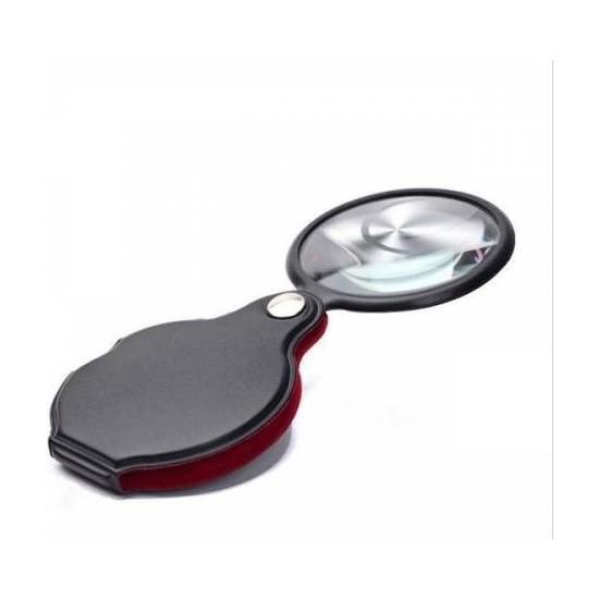 Spiegel Çok Amaçlı,el Tipi, Katlanabilir Büyüteç 60 mm
