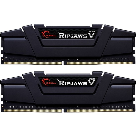 G.Skill RipjawsV 32GB (2x16GB) 3200MHz DDR4 Ram F4-3200C16D-32GVK