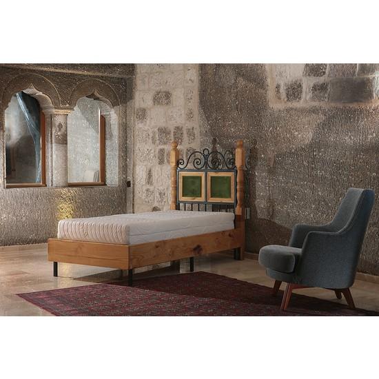 Soub Sleep Visco Bamboo Tek Kişilik Yatak 120x200