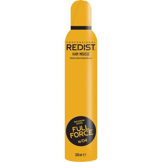 Redist Full Force Saç Köpüğü 300 ml
