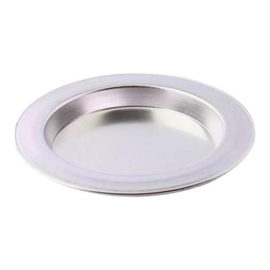 Bakır Sanatı Alüminyum 3 Kişilik 20 cm Künefe Tabağı