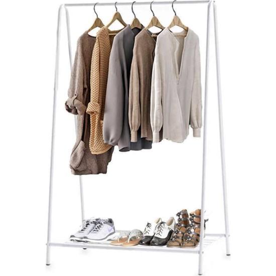 Weblonya Ayaklı Elbise Askısı Konfeksiyon Etek Pantolon Askısı 5061