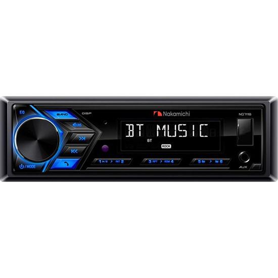 Nakamıchı NQ711B 4X50W Usb+Bluetooth Oto Teyp
