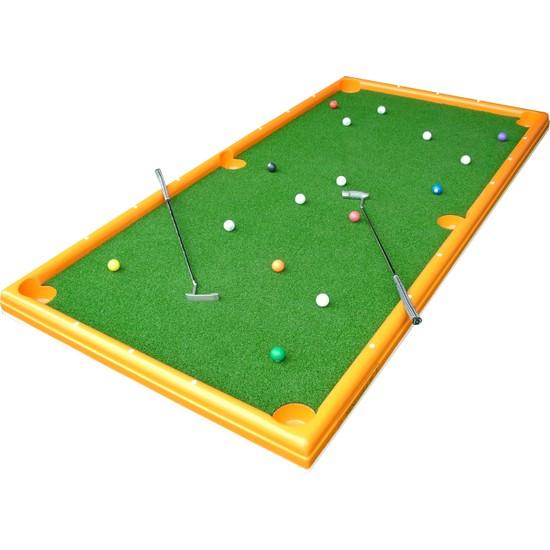MiniGolf35 Pool Golf Tek Üniteli Minigolf Sahası