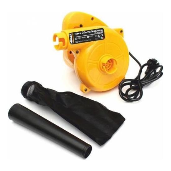 Mager 1100 W Devir Ayarlı Elektrikli Hava Körüğü Emme - Üfleme Makinesi