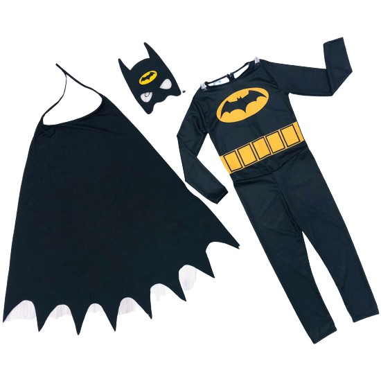 Tarz Kids Batman Çocuk Kostümü