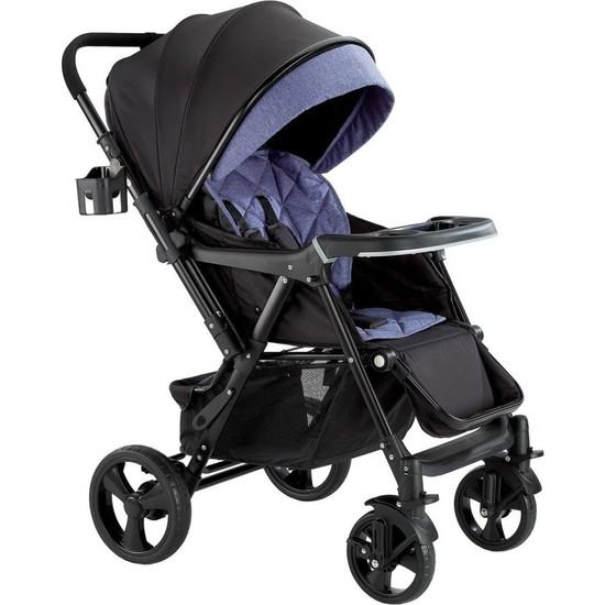 Baby2go 2026 Smart Çift Yönlü Bebek Arabası