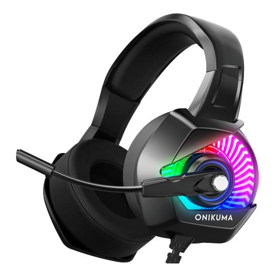 Onikuma K6 Pro RGB 7.1 Oyuncu Kulaklık
