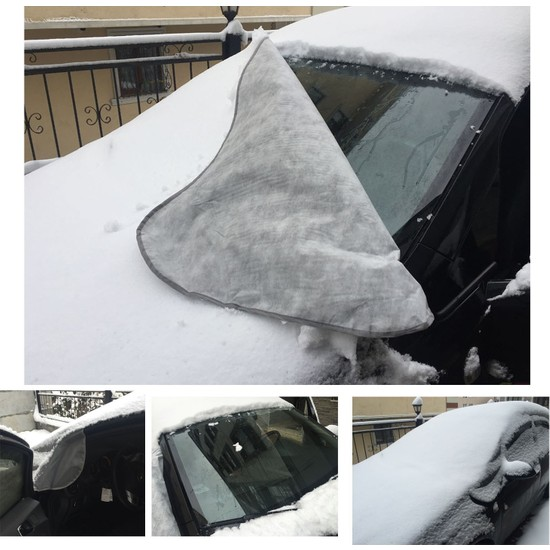 Style Oto Cam Branda Kar Buz Bandı Miflon