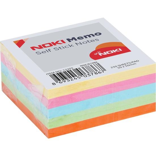 Noki Memo 50 x 50 No:12203 Pastel Küp Blok