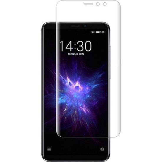 Microcase Meizu Note 8 Full Ön Kaplama TPU Soft Filmi