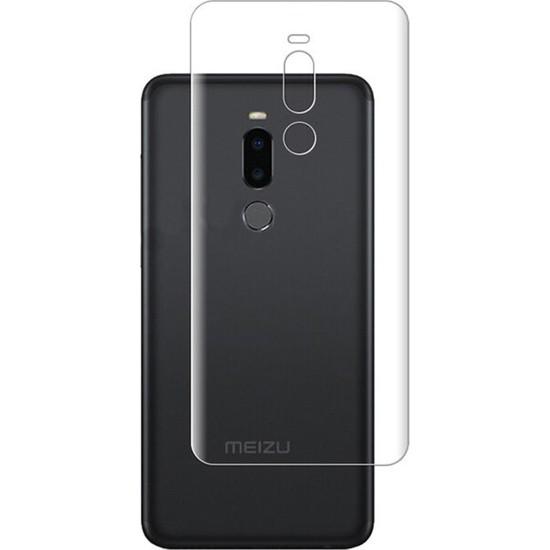 Microcase Meizu Note 8 Full Arka Kaplama TPU Soft Filmi