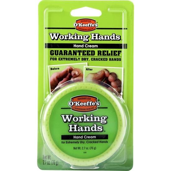 O'keefe's Working Hands El Kremi 76gr