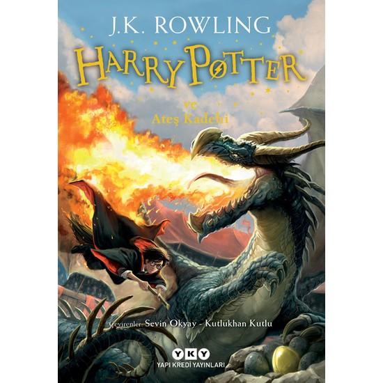 Harry Potter ve Ateş Kadehi - J. K. Rowling