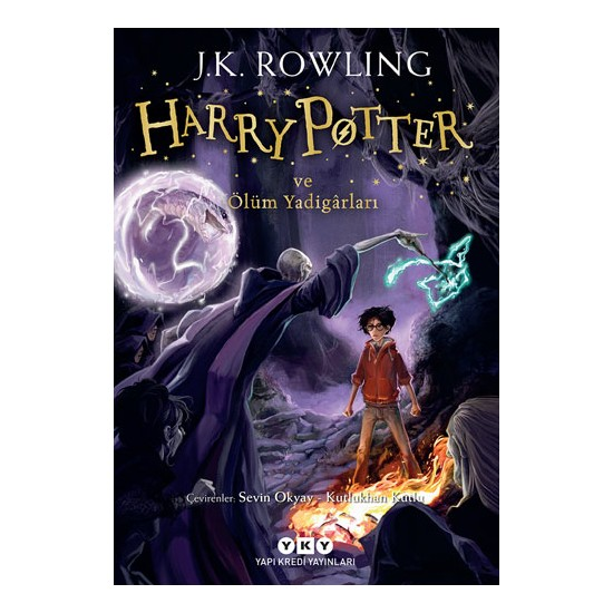 Harry Potter ve Ölüm Yadigarları - J. K. Rowling