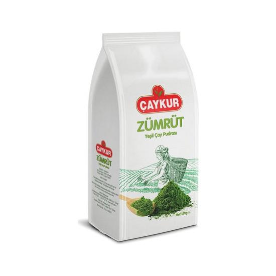 Çaykur Zümrüt Yeşil Çay Pudrası Matcha Çayı 150 gr