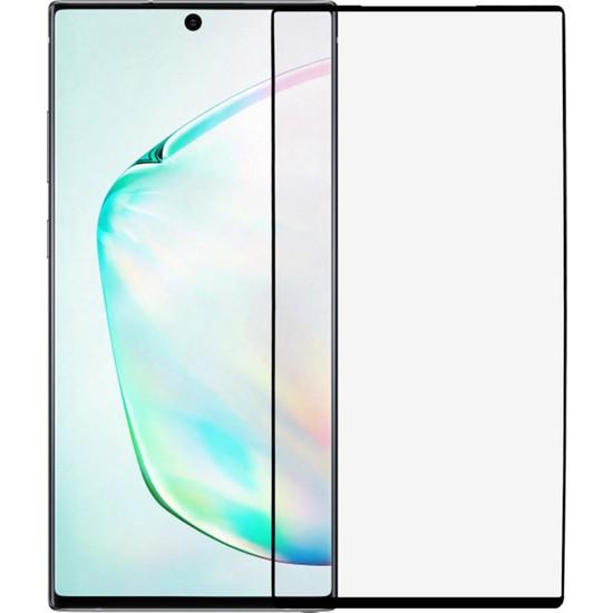 Microlux Samsung Galaxy Note 10 Plus Ekran Koruyucu Nano Tam Kaplama