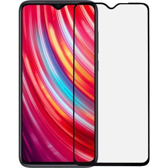 Microlux Xiaomi Redmi Note 8 Pro Ekran Koruyucu Seramik Nano 9D Tam Kaplama