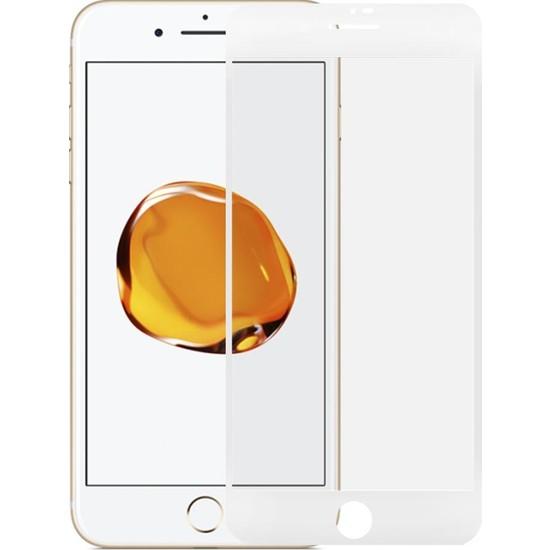 Microlux iPhone 7 Plus Ekran Koruyucu Seramik Nano 9D Tam Kaplama