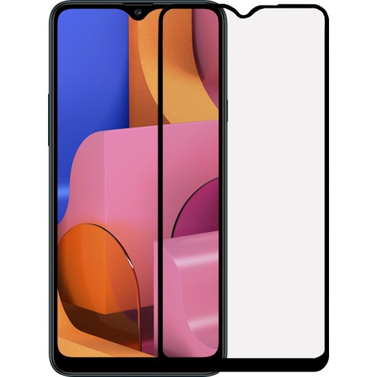 Microlux Samsung Galaxy A20S Ekran Koruyucu Seramik Nano
