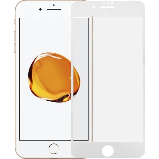 Microlux iPhone 7 Plus Ekran Koruyucu Mat Seramik Nano 9D Tam Kaplama