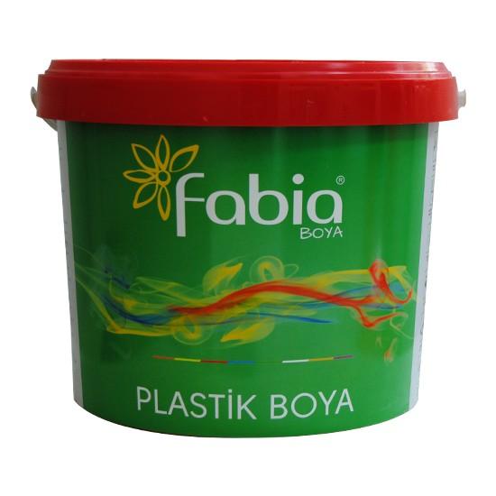 Fabia Boya Plastik Boya Beyaz 10 kg