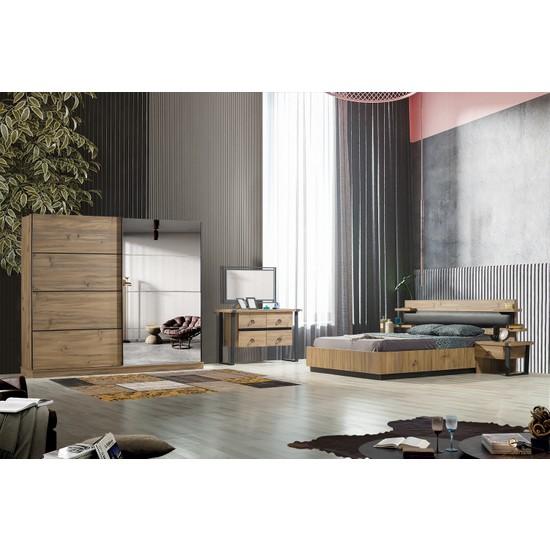 Feyza Mobilya Mia Yatak Odası