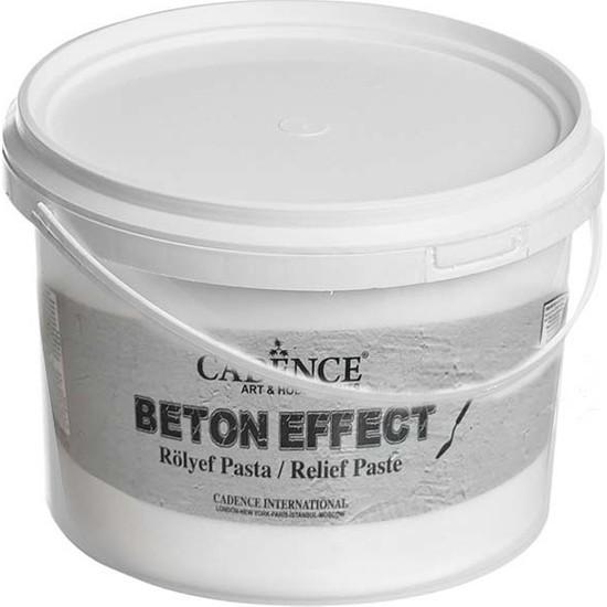 Cadence Beton Efekt Rölyef Pasta 3 kg