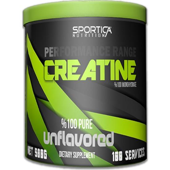 Sportica Nutrition Creatine 500 Gr