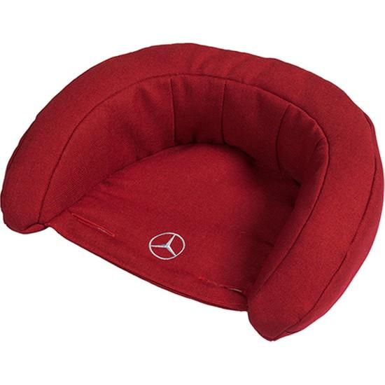 Mercedes-Benz Bebek Arabası Boyunluk Kırmızı