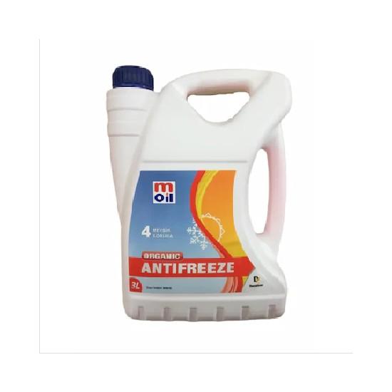Moil Organik Antifriz -37 Derece Kırmızı 3 lt