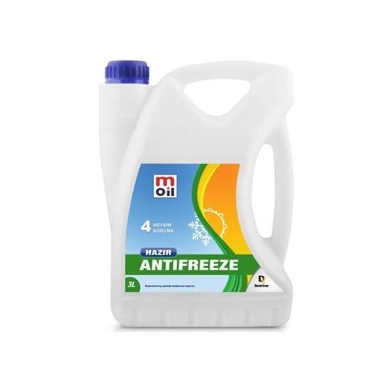 Moil Hazır Antifriz -37 Derece Yeşil 3 lt