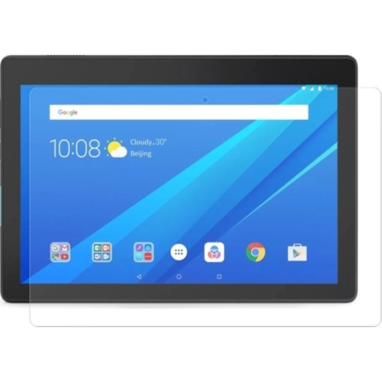 Ally Huawei Tab E10 (Tb-x104f) Tempered Cam Ekran Koruyucu AL-31708 Şeffaf