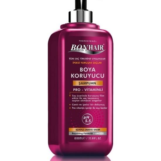 Bonhair Şampuan Boya Koruyucu 1000 ml