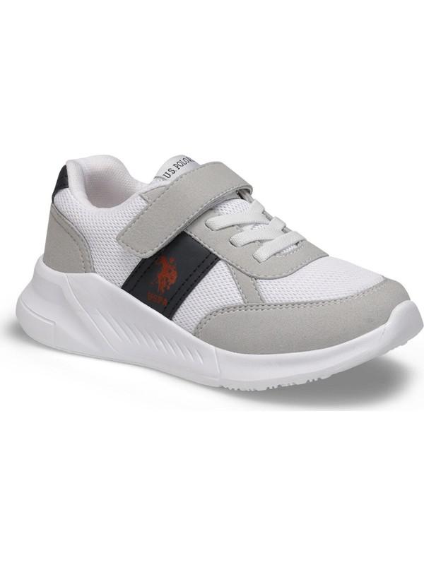 U.S Polo Assn. Impish Beyaz Fe Yürüyüş Ayakkabısı