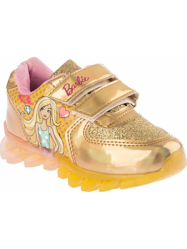 Barbie Dore Kız Çocuk Işıklı Spor Ayakkabı