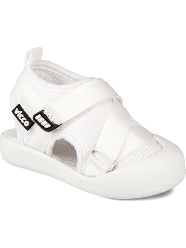 Vicco Lolipop İlk Adım Ayakkabı Beyaz 950.E20Y.501