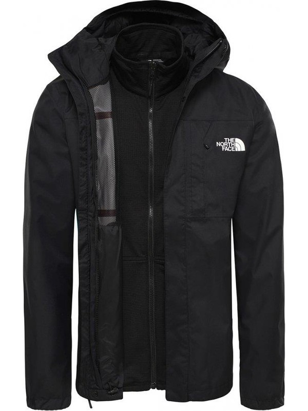 The North Face 3YFH Quest Triclimate Erkek Ceket