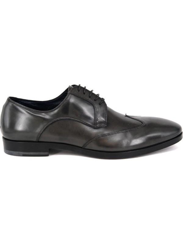 Shoemol 9921 - Siyah Barracuda Erkek Ayakkabı