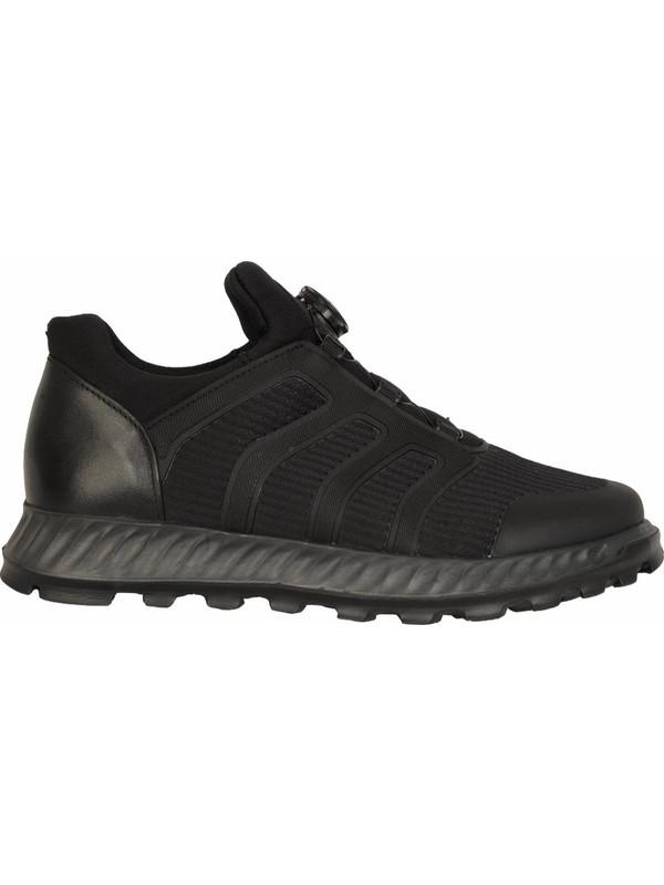 Scootland 152-10285 Siyah Memory Erkek Spor Ayakkabı 40
