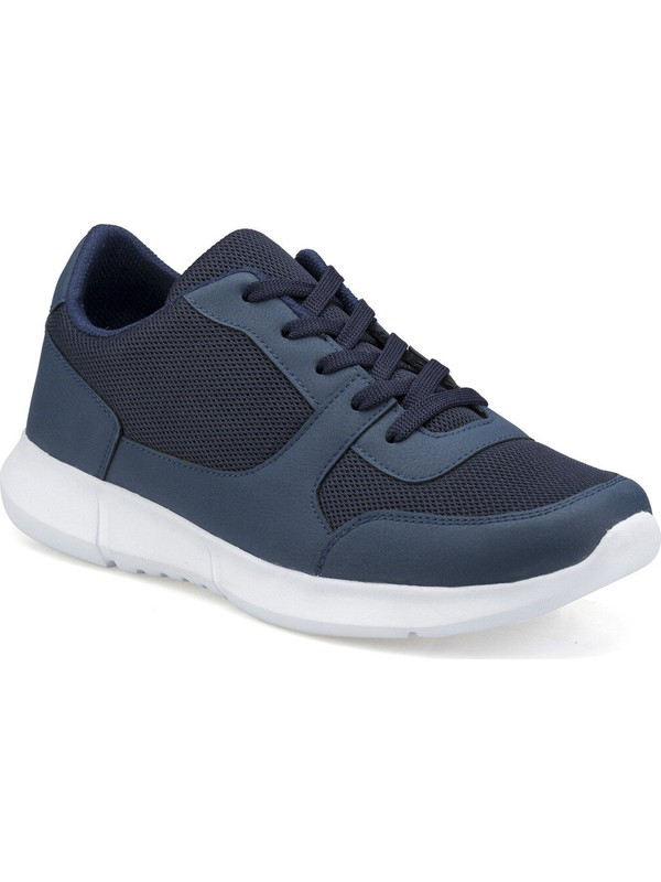 Polaris 356512.M Siyah Erkek Sneaker Ayakkabı