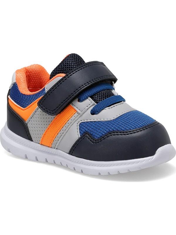 I Cool Lines Lacivert Erkek Çocuk Yürüyüş Ayakkabısı