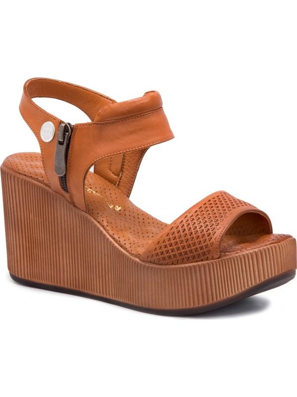 Mammamia D20Ys 1510 Taba Terlik Sandalet