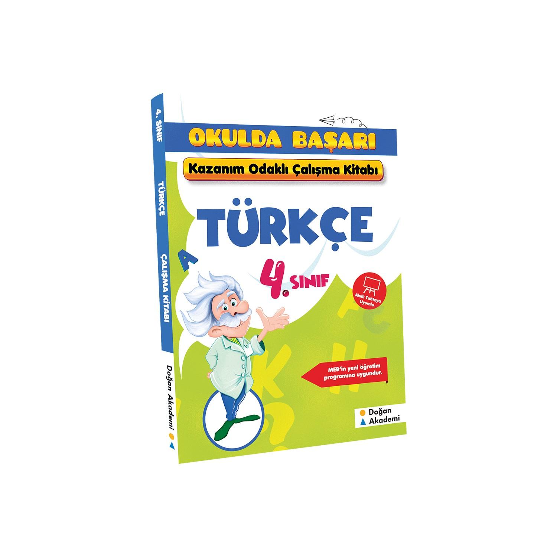 Dogan Akademi 4 Sinif Turkce Kazanim Odakli Calisma Kitabi Fiyati