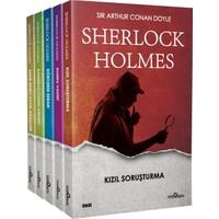 Sherlock Holmes Seti (5 Kitap) - Sir Arthur Conan Doyle