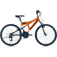 Bianchi Junior 24 Jant Bisiklet 21 V 370H - Siyah - Mavi - Beyaz