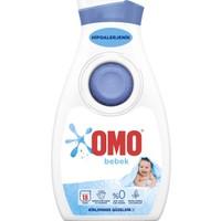 Omo Bebek Hassas Ciltler için Sıvı Çamaşır Deterjanı 18 Yıkama