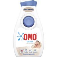 Omo Bebek Parfümsüz Hassas Ciltler için Sıvı Çamaşır Deterjanı 18 Yıkama